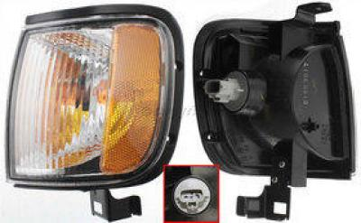 2000-2004 Isuzu Rodeo Corner Light, Driver Side