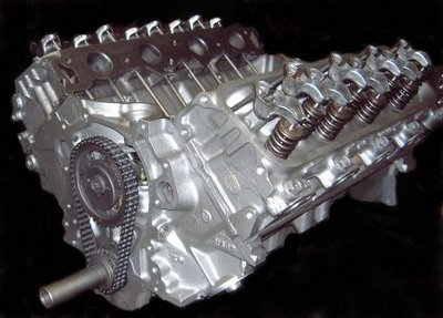 1968-1971 Lincoln Continental V8, 7.5 L, 460 CID Rebuilt Engine