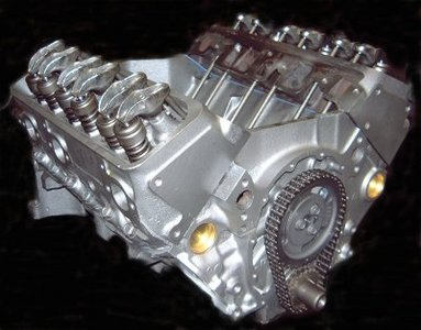1996-1998 GMC C1500 Pickup V6, 4.3 L, 262 CID Rebuilt Engine