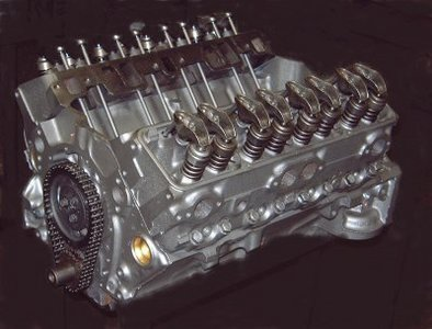 1976-1979 Pontiac Grand Lemans V8, 5.7 L, 350 CID Rebuilt Engine