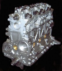 1988-1989 Isuzu Impulse L4, 2.3 L, 2254 CC Rebuilt Engine