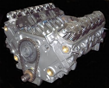 1978-1979 Chrysler Lebaron V8, 5.9 L, 360 CID Rebuilt Engine