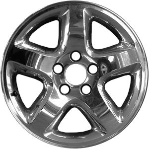 "2000-2001 Cadillac Catera 16"" X 7"" Alloy Wheel"