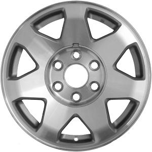 "2002-2006 Cadillac Escalade 17"" X 7.5"" Alloy Wheel"