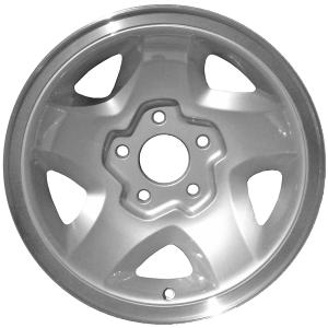 "1998-2000 Isuzu Pickup 15"" X 7"" Alloy Wheel"