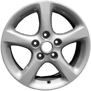 "2000-2003 Nissan Maxima 16"" X 6.5"" Alloy Wheel"