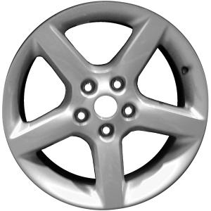 "2005-2006 Nissan Altima 17"" X 7"" Alloy Wheel"