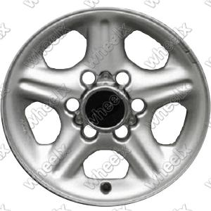 "1998-2002 Isuzu Trooper 16"" x 7"" Alloy Wheel"