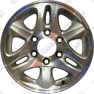 "2002-2004 Isuzu Rodeo 16"" x 7"" Alloy Wheel"