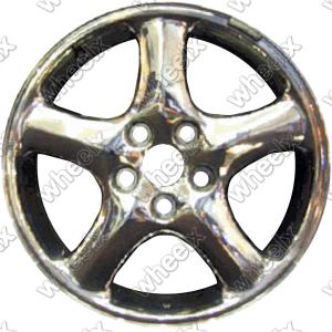 "1999-2002 Mazda Millenia 17"" x 7"" Alloy Wheel"