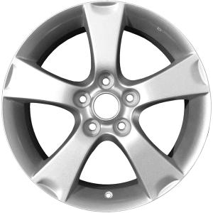 "2004-2006 Mazda 3 17"" X 6.5"" Alloy Wheel"