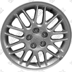 "1997-2004 Subaru Legacy 16"" x 6.5"" Alloy Wheel"