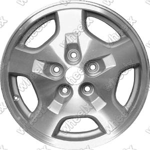 "1998-1999 Infiniti I30 16"" x 6.5"" Alloy Wheel"
