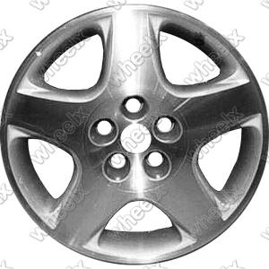 "1999-2001 Infiniti Q45 17"" x 7.5"" Alloy Wheel"