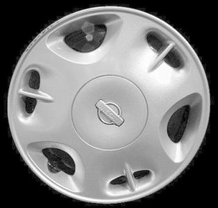 "1999-2001 Nissan Quest 15"" Wheel Cover"
