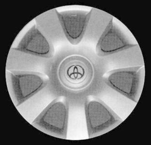 "2002-2004 Toyota Camry 15"" Wheel Cover"