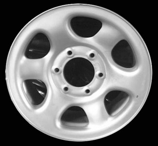 "2001-2004 Isuzu Rodeo 16"" X 7"" Steel Wheel"