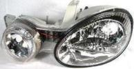 2001 KIA Spectra Headlight, Driver Side