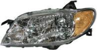 2001 Mazda Protege Headlight, Driver Side