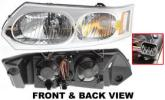 2002 Land Rover Freelander Headlight, Driver Side