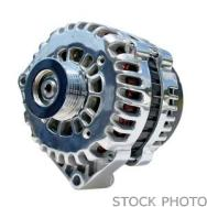 2003 Chevrolet SSR Alternator