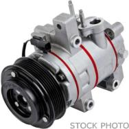 2012 Mini Cooper Countryman A/C Compressor