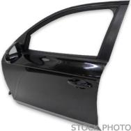 2012 Honda Insight Front Door, Driver Side