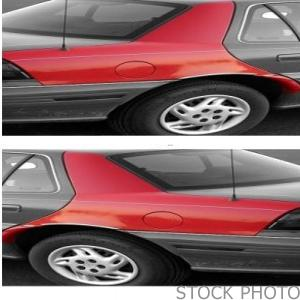Dallas Auto Parts > Recycled 2006 Nissan 350Z Quarter Panel