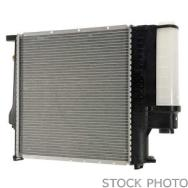 2012 Mini Cooper Countryman Radiator Assembly