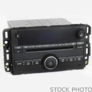 2001 Chevrolet Metro Radio / CD Player / GPS