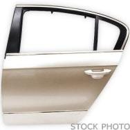2009 Volkswagen Routan Rear Door, Passenger Side