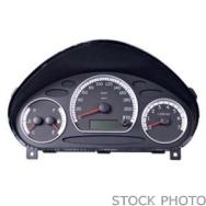 2010 Saturn Outlook Speedometer