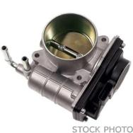 2014 Jaguar F-Type Throttle Body