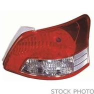 2009 Hummer H3 Taillight, Passenger Side