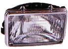 1989 Cadillac Fleetwood Brougham RWD Head Lamp Capsule Assembly, Passenger Side