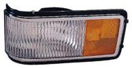 1992 Cadillac Fleetwood FWD Corner/side Marker Lamp, Passenger Side