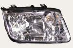 2001 Volkswagen Jetta Head Light Assembly, Passenger Side